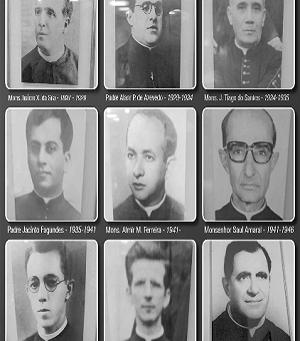 Os Párocos da Catedral (1897-1987)