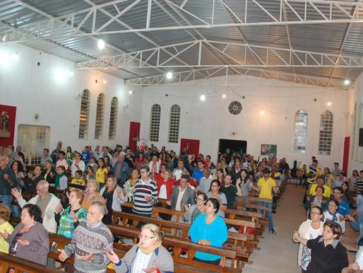 Arcebispo diz que comunidade de São João Batista pode virar paróquia