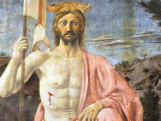 """""""Ressuscitou como disse… Aleluia! A vida venceu a morte!"""""""