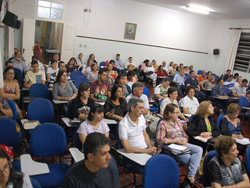Coordenação Pastoral realiza Curso sobre Bíblia