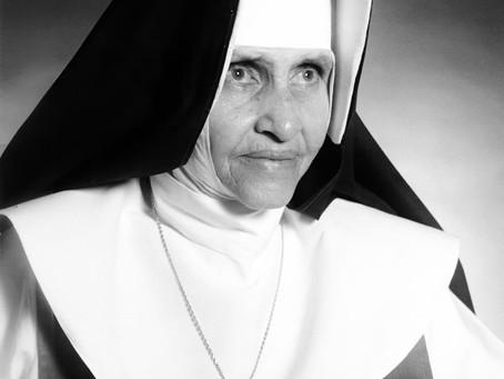 Irmã Dulce será canonizada pelo Papa Francisco