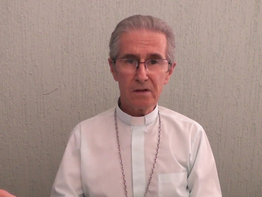 Celebração do Dia do Professor | Palavra do Arcebispo