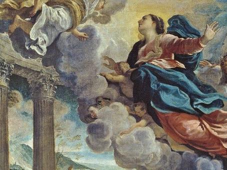 Maria: um coração tão grande que toda a criação pode entrar nele