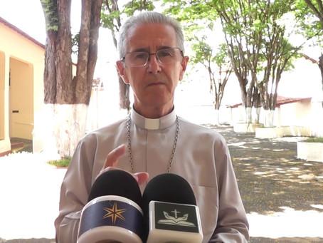 Convite para a 22ª Romaria das Águas e da Terra   Palavra do Arcebispo