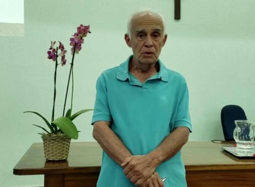 Mons. Geraldo Magela de Faria | Retiro do Clero Arquidiocese de Uberaba
