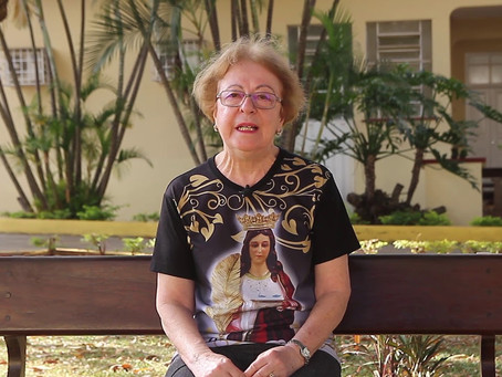 Testemunho Vocacional: Vocação Leiga   Ação Evangelizadora