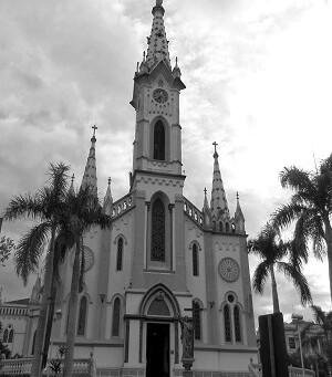 Catedral Metropolitana do Sagrado Coração de Jesus (1827)