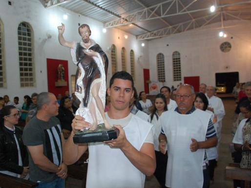 Comunidade do Deolinda Freire celebra São João Batista