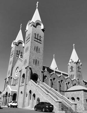 Paróquia de Nossa Senhora D'Abadia – Romaria-MG