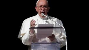 Papa: caminho da violência e do ódio não resolve problemas da humanidade