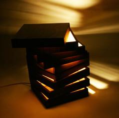 Wood Lamp, Chile