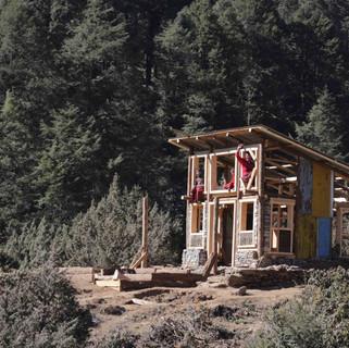 carpentry workshop, Nepal