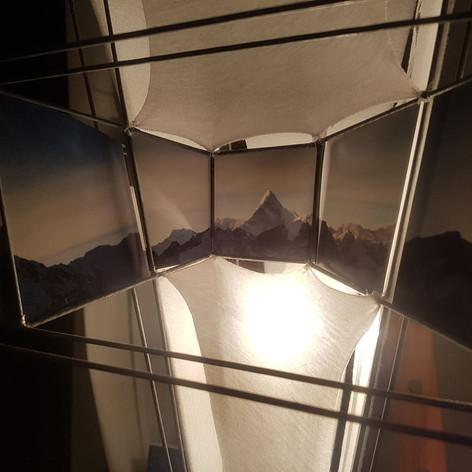 Tavel Lamp, Belgium