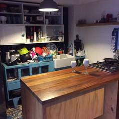 Zapata Kitchen, Chile