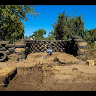 tires wall,Argentina