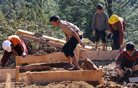 Phugmoche School Project, Nepal.