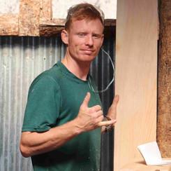 AJ Thomason, Social Worker, USA.