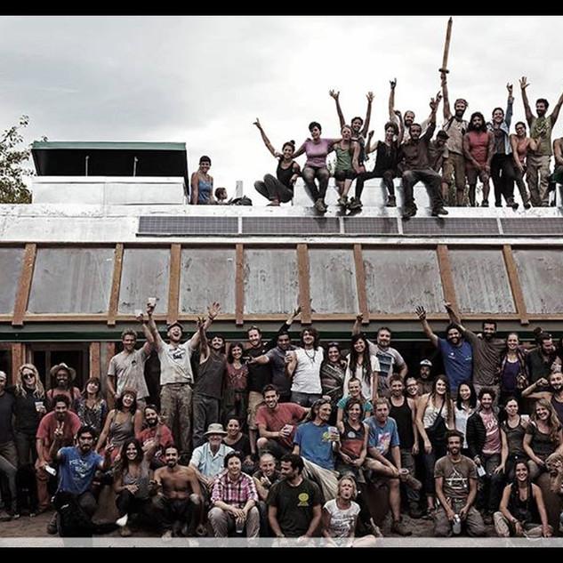 earthship crew