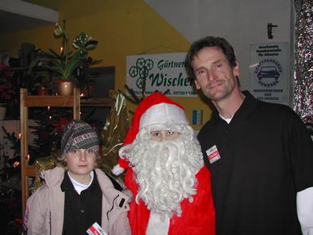 Kfz-Weis Weihnachtsmarkt 2004