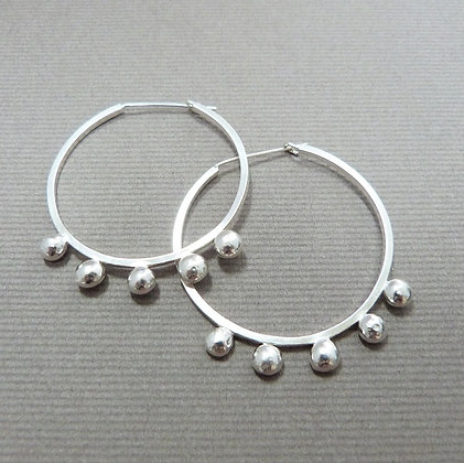 SPHERES STATEMENT HOOPS