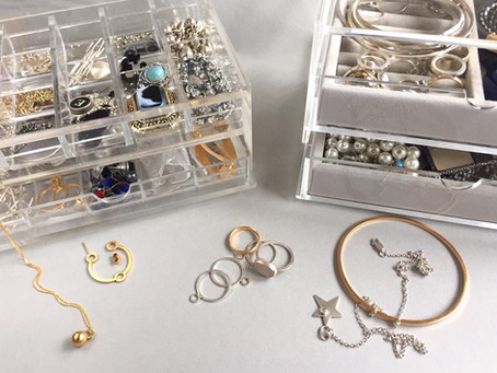4 simple ideas for storing your jewellery