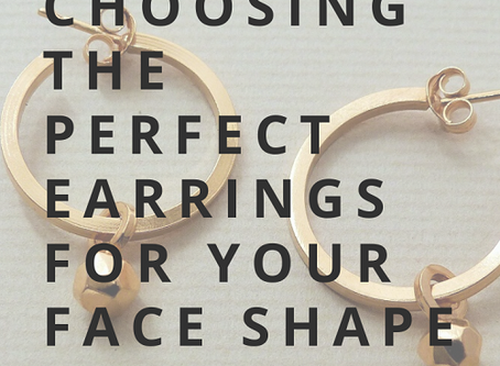 Choosing the perfect earrings for your face shape