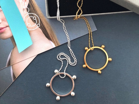 10 tips for wearing gold & silver jewellery together