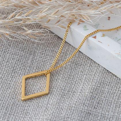 SMALL DIAMOND NECKLACE