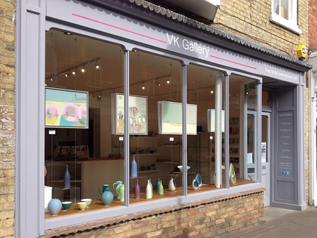 Meet the stockist: VK Gallery, St Ives