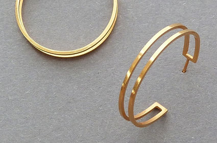 Gold parallel hoop earrings 1.jpg
