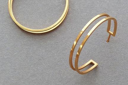 Gold parallel hoop earrings 1.jpg