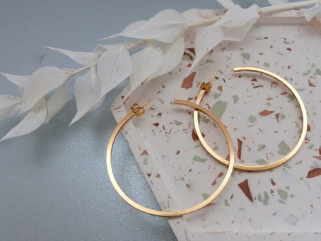 What's the difference between gold plated, gold filled and gold vermeil jewellery?