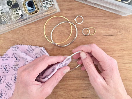 Looking after your gold & silver jewellery