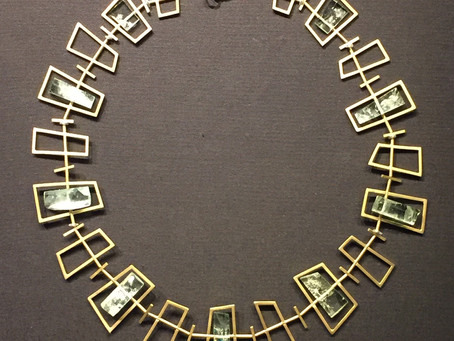 A visit to the V&A's jewellery gallery