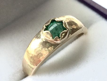 5 questions to ask when commissioning bespoke jewellery
