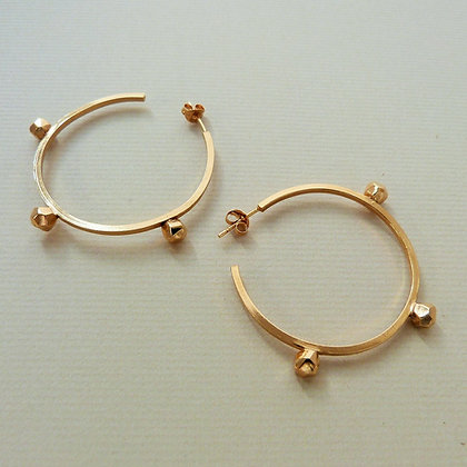 CALLISTO HOOP EARRINGS