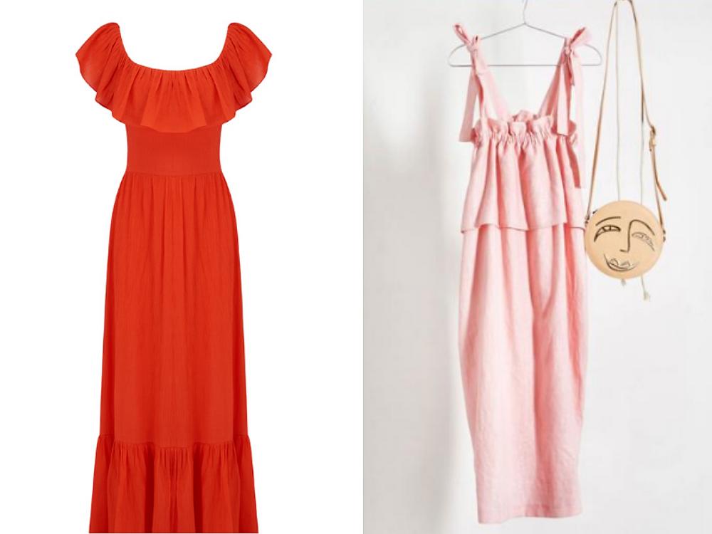 Radish Gracie & Johanna Sands Concetta dresses