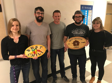 The Derksen Group is once again dominant at our annual chili cook off!