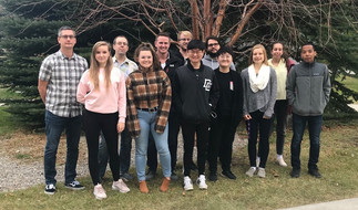 Fall 2019 Group Photo!