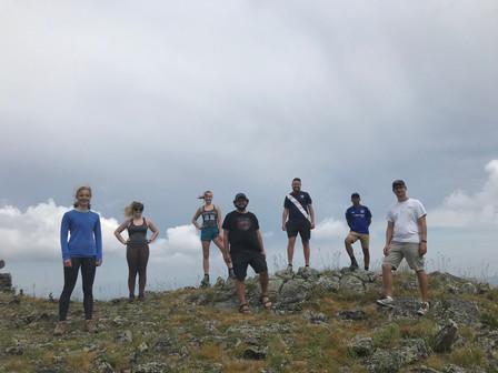 Social Distance Hiking!