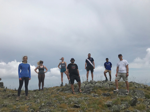 Social Distance Hiking!