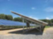 Swiss Solar Panel Installations - Ground Mount