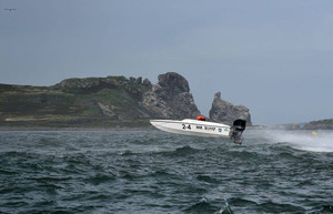 30 Powerboats Race around Howth 2017