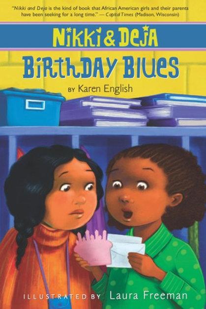 Birthday Blues (Nikki and Deja Series #2)