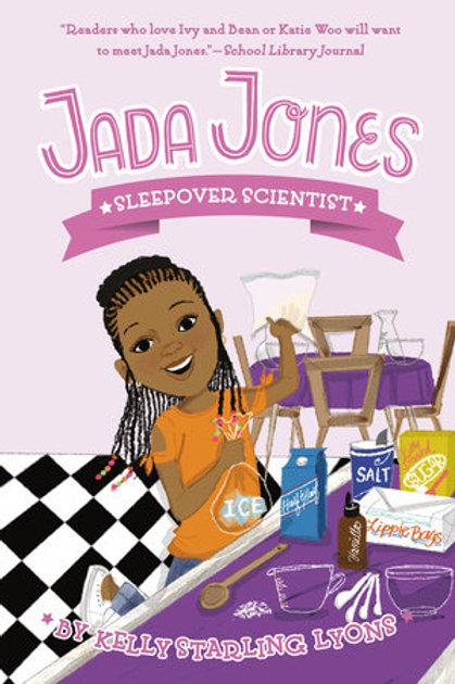 jada jones Sleepover Scientist