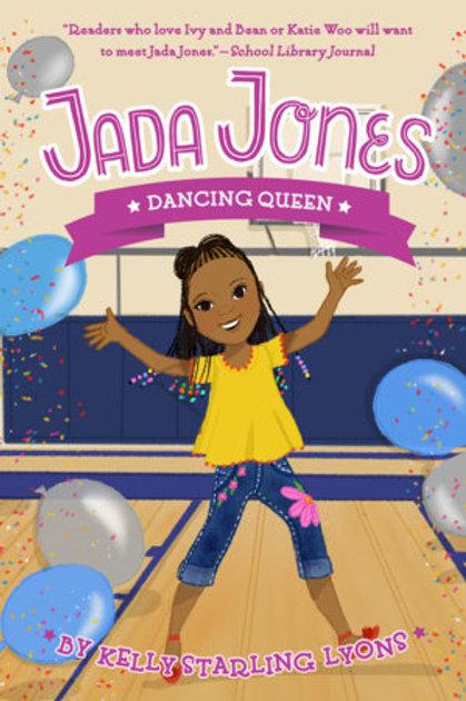 jada jones Dancing Queen
