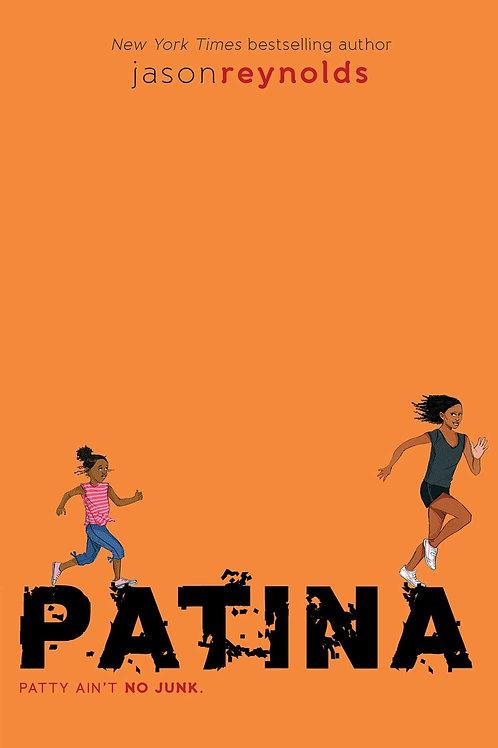 Patina (Defenders Track Team Series #2)