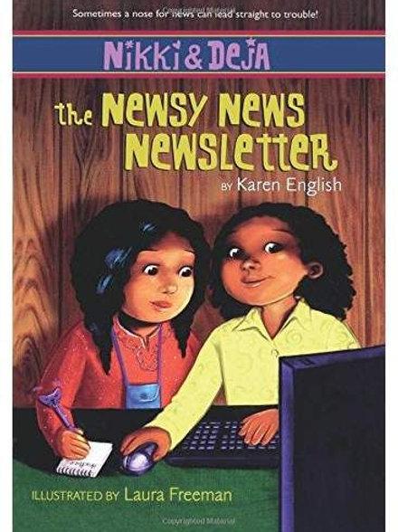 The Newsy News Newsletter (Nikki and Deja Series #3)