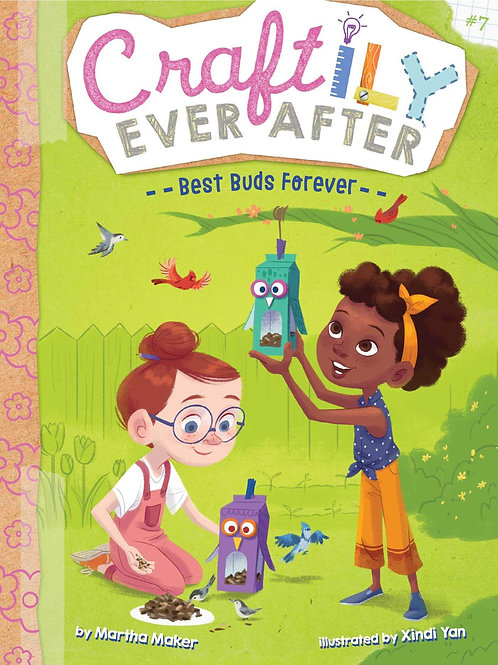 Best Buds Forever (Craftily Ever After Series #7)