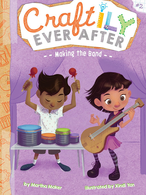 Making the Band (Craftily Ever After Series #2)